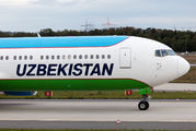 UK67004 - Uzbekistan Airways Boeing 767-300ER aircraft