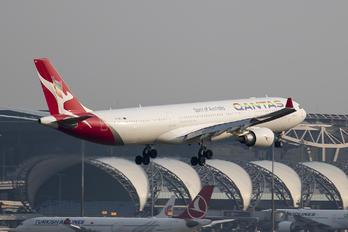 VH-OPJ - QANTAS Airbus A330-300