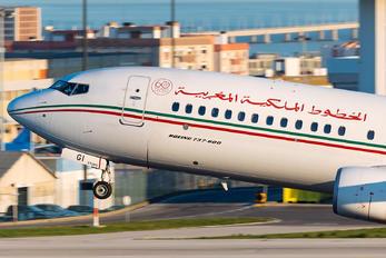 CN-RGI - Royal Air Maroc Boeing 737-800