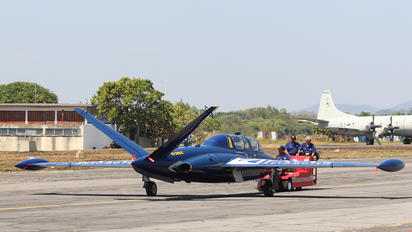 YS-398E - Private Fouga CM-170 Magister