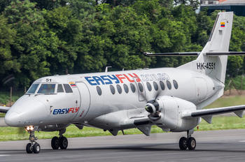 HK-4551 - EasyFly British Aerospace Jetstream (all models)