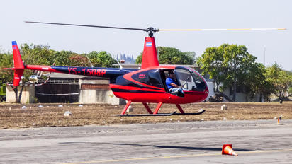 YS-1508P - Private Robinson R44 Clipper