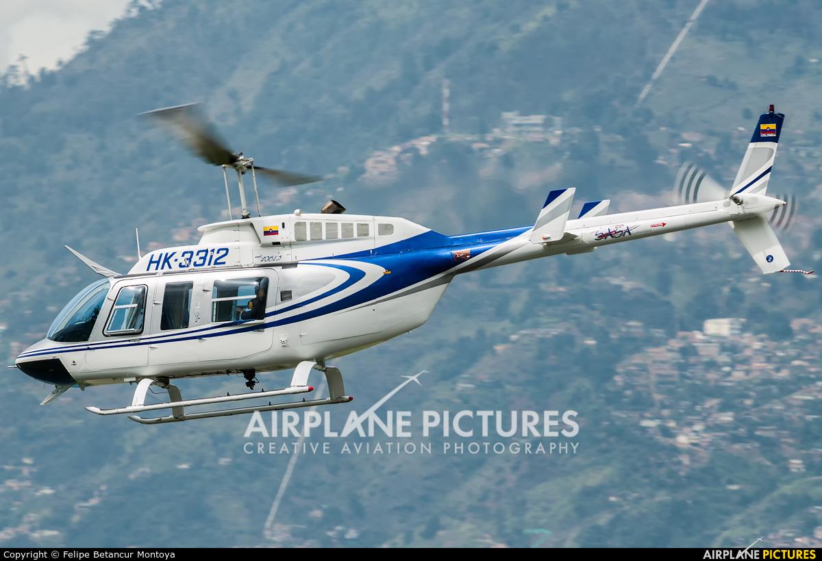 Sociedad Aeronáutica de Santander HK-3312 aircraft at Medellin - Olaya Herrera