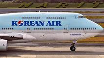 HL7461 - Korean Air Boeing 747-400 aircraft