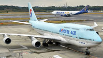 HL7461 - Korean Air Boeing 747-400 aircraft