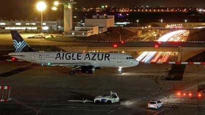 F-HAQD - Aigle Azur Airbus A320