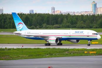EY-752 - Tajik Air Boeing 757-200