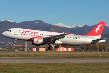 CN-NML - Air Arabia Airbus A320
