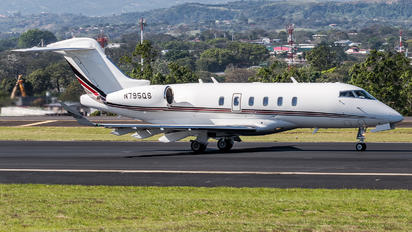 N795QS - Netjets (USA) Bombardier BD-100 Challenger 300 series