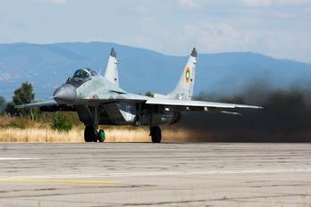 16 - Bulgaria - Air Force Mikoyan-Gurevich MiG-29A