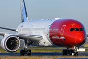 G-CKNY - Norwegian Air UK Boeing 787-9 Dreamliner aircraft