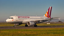 D-AKNM - Germanwings Airbus A319 aircraft