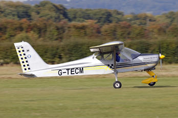 G-TECM - Private Tecnam P92 Echo S