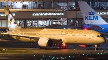 A6-BLS - Etihad Airways Boeing 787-9 Dreamliner aircraft