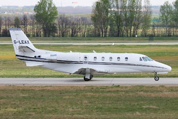 G-LEAX - London Executive Aviation Cessna 560XL Citation XLS