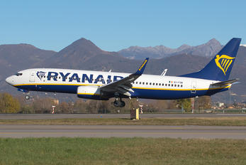 EI-FOB - Ryanair Boeing 737-8AS