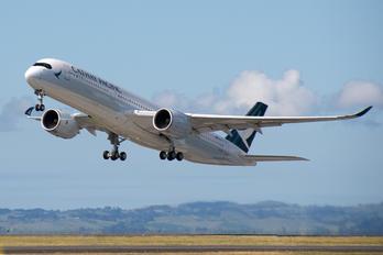 B-LRV - Cathay Pacific Airbus A350-900