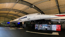 F-BTSD - Air France Aerospatiale-BAC Concorde aircraft