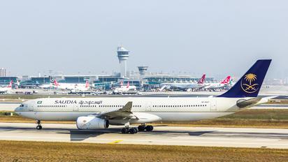 HZ-AQ27 - Saudi Arabian Airlines Airbus A330-300
