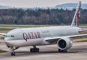 A7-BEP - Qatar Airways Boeing 777-300ER aircraft