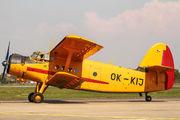 OK-KIJ - Agroair Antonov An-2 aircraft