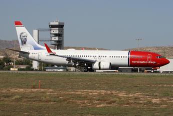 EI-FJV - Norwegian Air International Boeing 737-800