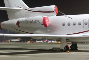 D-AUCR - - Airport Overview - Airport Overview - Aircraft Detail