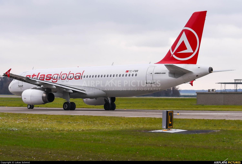 FreeBird Airlines TC-FBR aircraft at Zurich