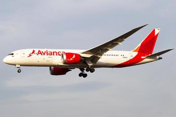 N780AV - Avianca Boeing 787-8 Dreamliner