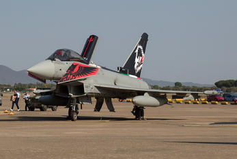 MM7341 - Italy - Air Force Eurofighter Typhoon S