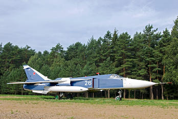 26 - Belarus - Air Force Sukhoi SU-24