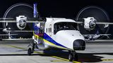 Arcus Air Dornier Do.228 D-CAAM at Prague - Václav Havel airport