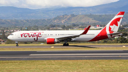 C-GHPE - Air Canada Rouge Boeing 767-300