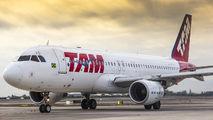 PR-TYG - TAM Airbus A320 aircraft