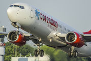 TC-TJS - Corendon Airlines Boeing 737-800 aircraft