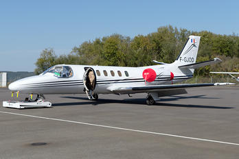 F-GJOD - Private Cessna 551 Citation II SP