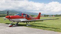 N247EU - Private Cirrus SR22 aircraft