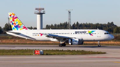 EC-MQH - Gowair Airlines Airbus A320