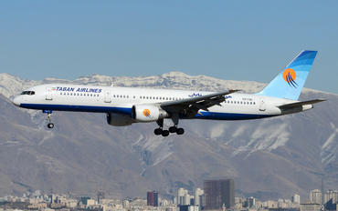 EP-TBI - Taban Airlines Boeing 757-200