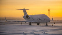 2-BLUE - Private Canadair CL-600 Challenger 601 aircraft