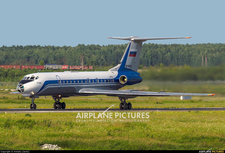 Russia - Air Force RF-90915 aircraft at Koltsovo - Ekaterinburg