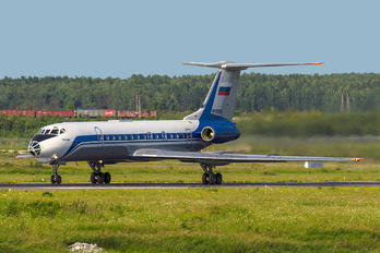 RF-90915 - Russia - Air Force Tupolev Tu-134AK