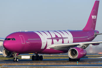 TF-GAY - WOW Air Airbus A330-300