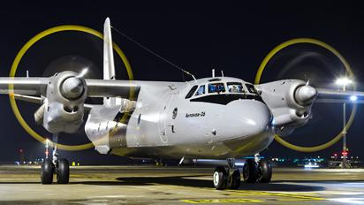 04 - Ukraine - Air Force Antonov An-26 (all models)