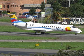 HK-4535 - Satena Embraer ERJ-145LR