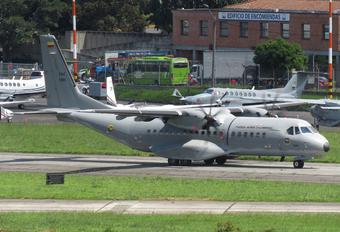 FAC-1285 - Colombia - Air Force Casa C-295M