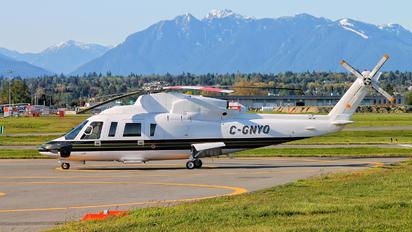 C-GNYO - Helijet Sikorsky S-76C