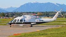 C-GNYO - Helijet Sikorsky S-76C aircraft