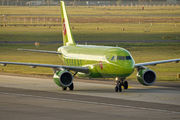 VP-BTU - S7 Airlines Airbus A319 aircraft