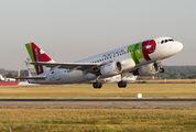 CS-TTI - TAP Portugal Airbus A319 aircraft